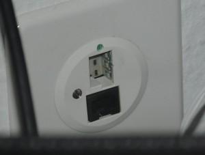 DSL Anschluss mit Splitter