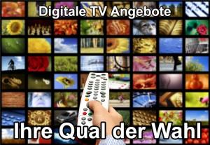 Digitale TV Anbieter Auswahl Schweiz