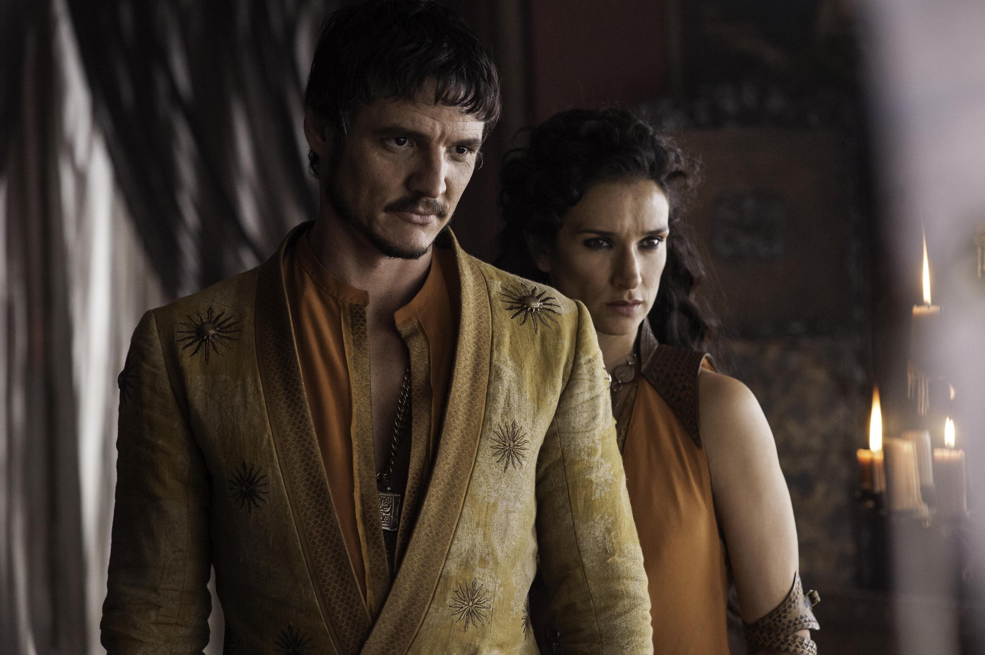 Oberyn Martell Prinz des Hauses Dorne