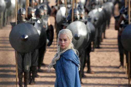 Daenerys und Ihre Unbefleckten Soldaten