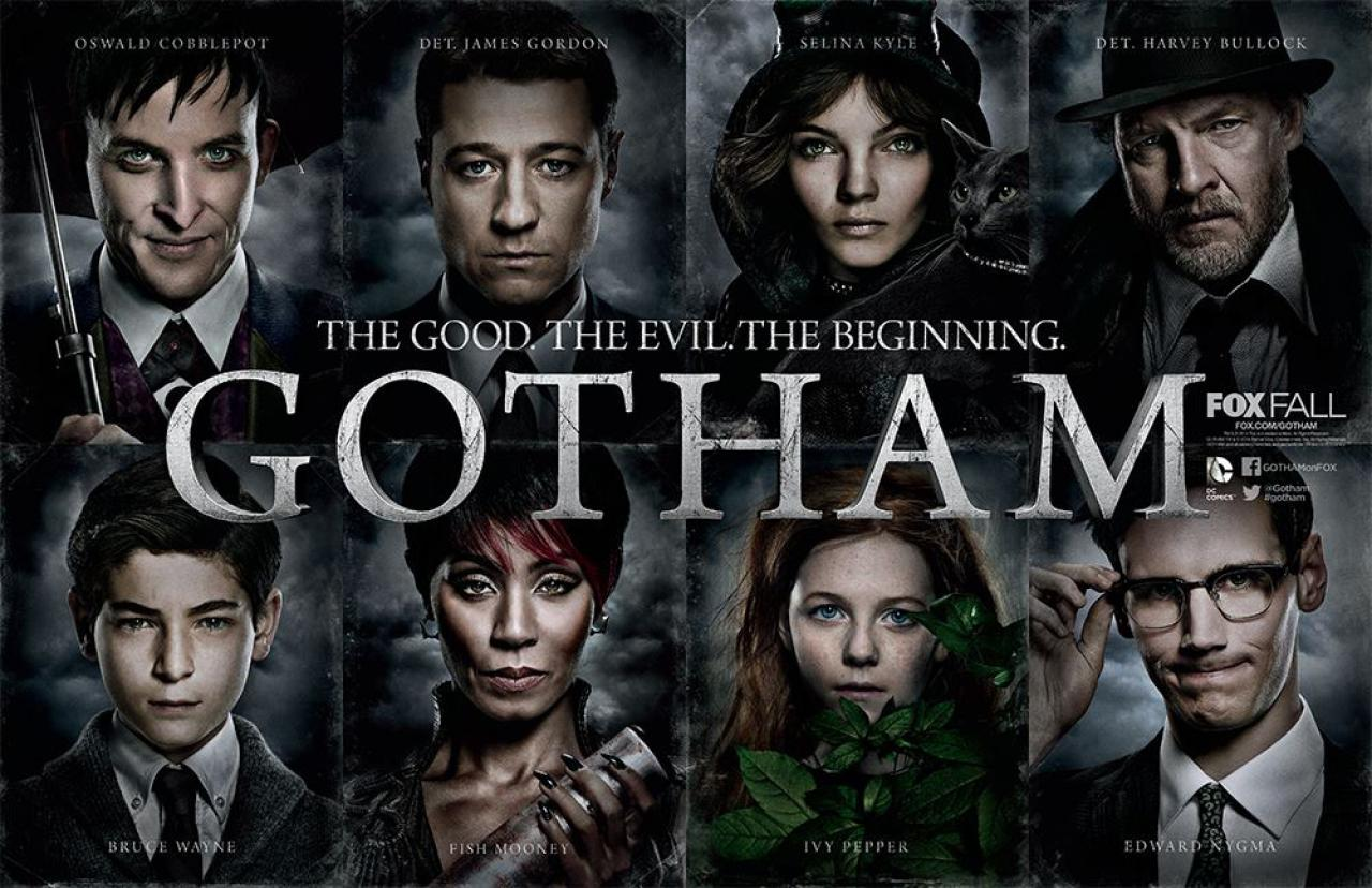 Gotham das Serien Profil