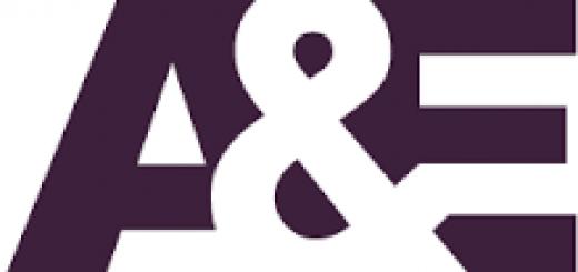 a&e network sender logo
