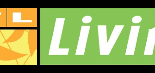 RTL Living Logo