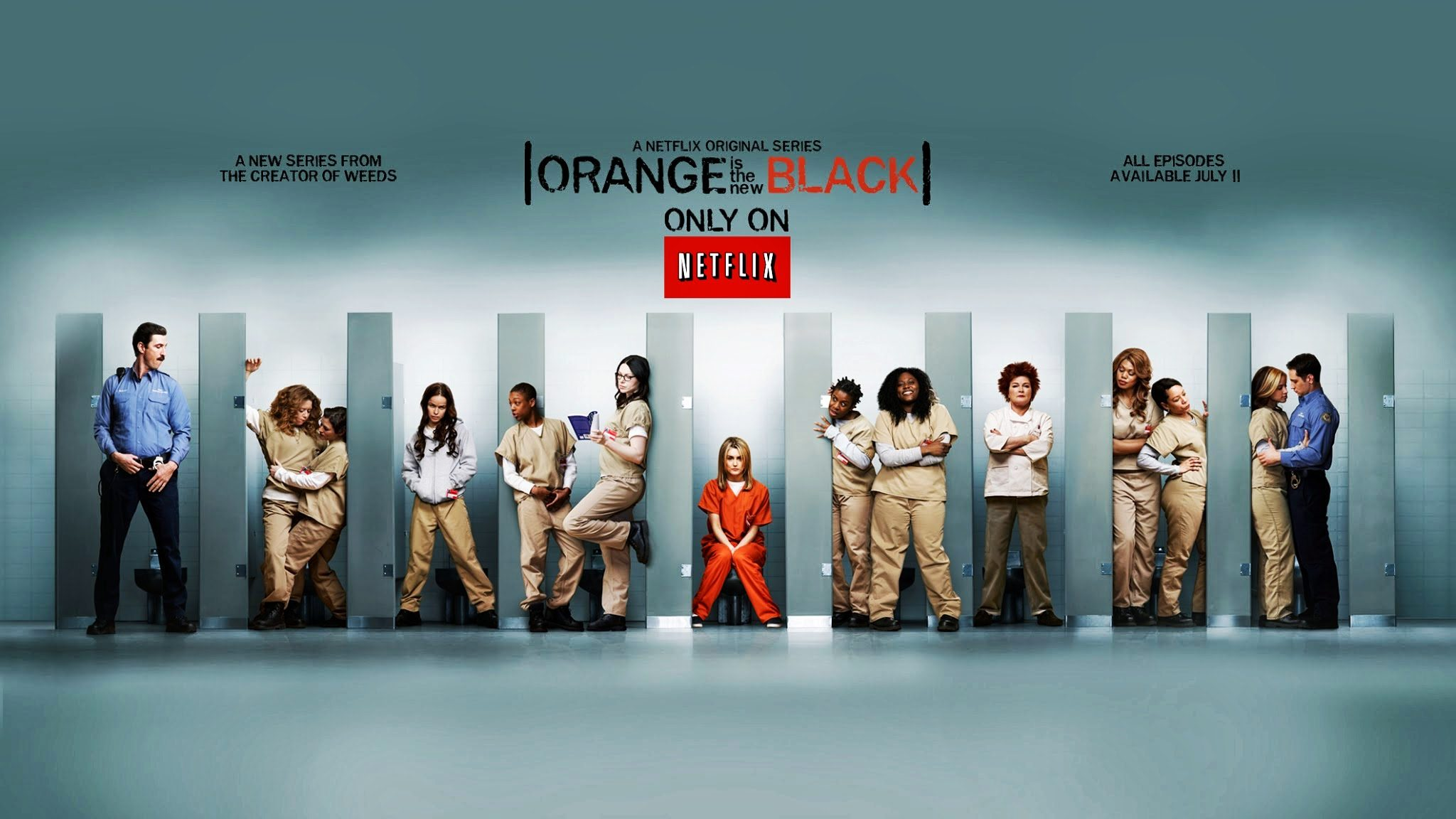 Orange is the new Black Staffel 3