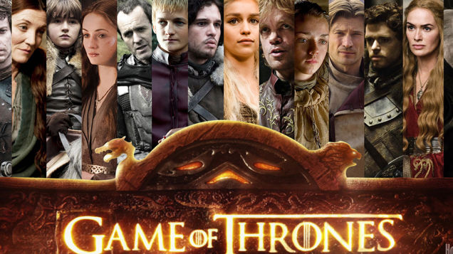 Staffel 5 Game of Thrones