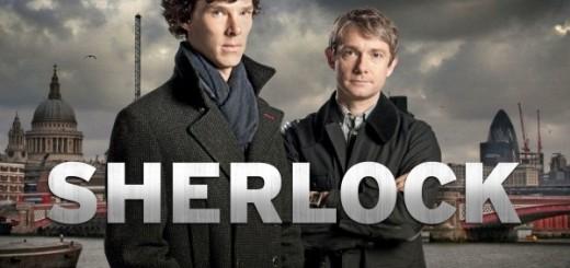 Sherlock die Serie in deutsch