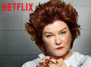 Kate Mulgrew als Red