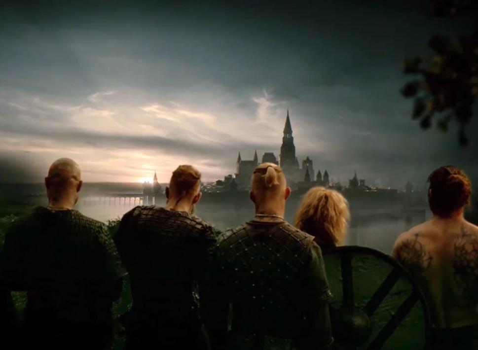 Vikings in Paris