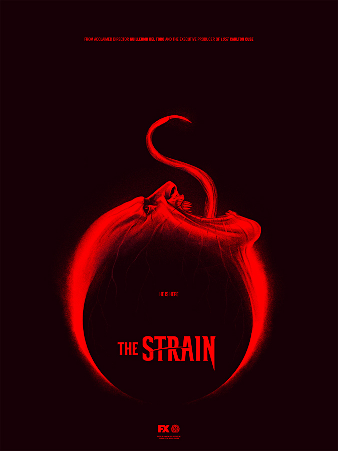 The Strain TV Serie