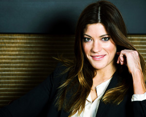 Jennifer Carpenter als Debra Morgan von Dexter