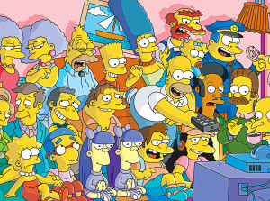 Simpsons tv serie