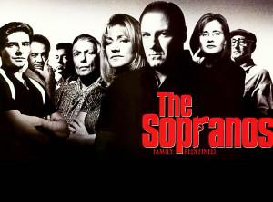 die sopranos tv serie
