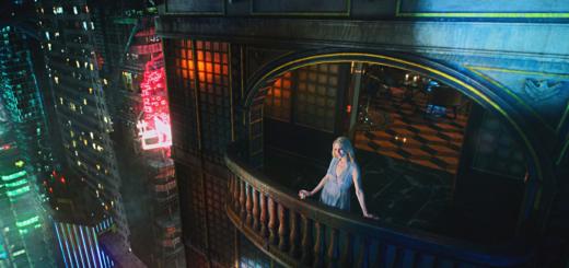 Die dunke Blade Runner aehnliche Welt von Altered Carbon begeistered